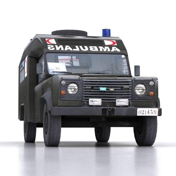 3d model land rover 110 defender. Black Bedroom Furniture Sets. Home Design Ideas