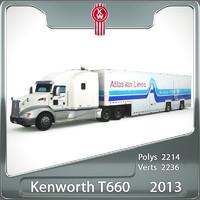 Kenworth T660 2013