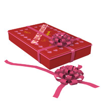 3d model candy box
