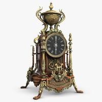 Clock Retro Classic 1