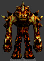 3ds max monster