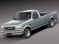 Ford F-150 1992-1996 regular cab