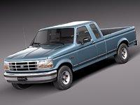 3d v8 1996 1992 super model