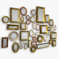 3ds max collections picture frame