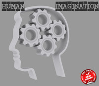 3d model imagination creativity