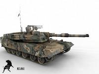 3d tan model