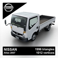 Nissan Atlas / Cabstar 2007