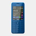 Nokia 206 3D models