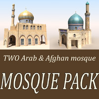Arab Mosque Pack