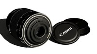 3d 18mm-55mm lens canon ef-s model