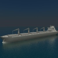 bulk grain carrier max