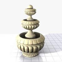 Stone Fountain 2