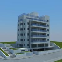 3d model buildings 1 5