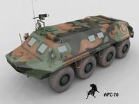 max apc-70 mexican armada