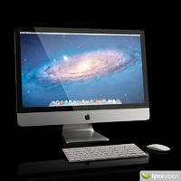 apple imac desktop max
