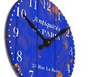3d old clock