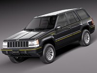 car suv 1993 1998 3ds