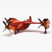 3d sport aircraft
