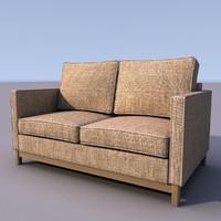 sofa home 3d model