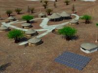 max african village