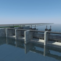 bridge dam