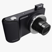 3d model samsung galaxy camera