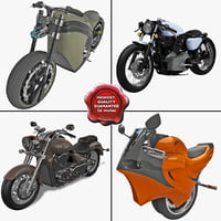 Motorcycles Collection 11