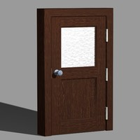Office Door02_rigged