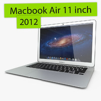 Apple Macbook Air 11 inch 2012