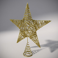 Christmas Tree Star