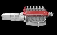 maya ferrar-i f250 engine