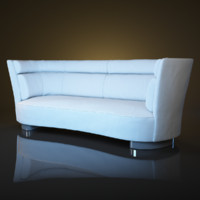 3d model sofa welcome