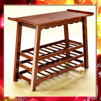 Wine Table Rack 2