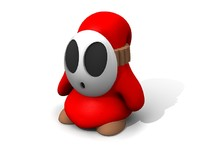 Super Mario Shy Guy