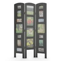 picture frame room divider 3d max