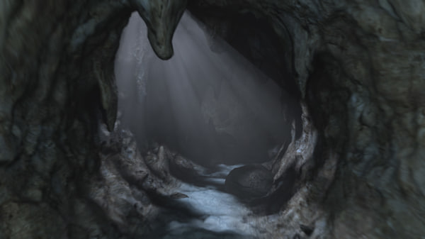 3d model deep cave - Deep Cave... by bmurf