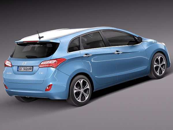 2014 Hyundai Touring Wagon Autos Post