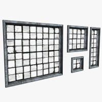 Industrial Warehouse Windows