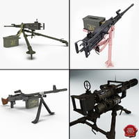 Machine Guns Collection 9
