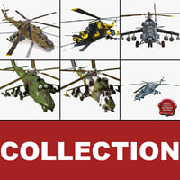 Mi Helicopters Collection