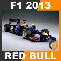 F1 2013 Red Bull RB9 - Infiniti Red Bull Racing