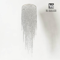 rugiano crystal glass 3d max
