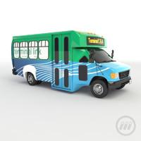 3d bus terminals