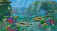 3d underwater