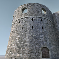 3ds max fortress european