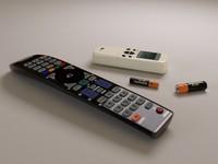 maya remote controls