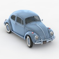 3ds max classic beetle
