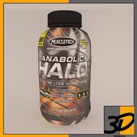 3dsmax anabolic halo
