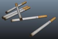 smoke 3d model