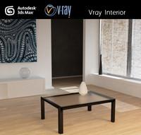 Vray Interior